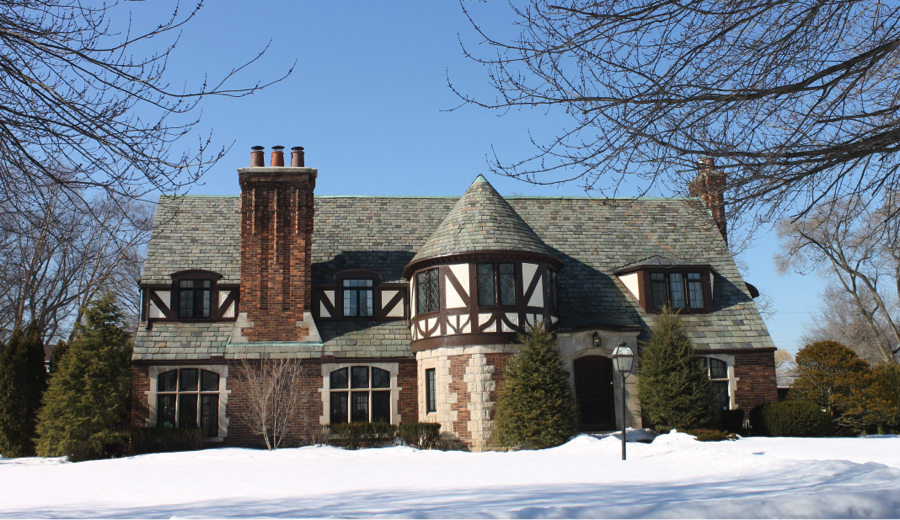 1025 Buckingham, Grosse Pointe Park, MI